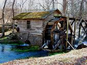 Reeds Spring Mill