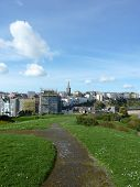 St Marys Church View In Tenby