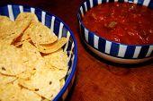 Chips e Salsa