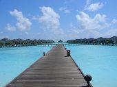 Maldivian Water Appartments