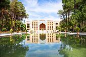 Chehel Sotoun (Sotoon) Palace built by Shah Abbas II, Esfahan , Isfahan, Iran