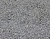 Road stone gravel to background