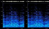 Spectrum Analyzer Display