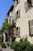 St. Paul de Vence building, France