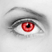 picture of unnatural  - The eye of the vampire - JPG
