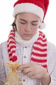 Preparing The Christmas Present