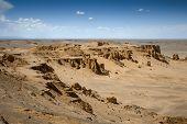 Flaming Cliffs Mongolia