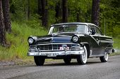 Ford Fairlane Victoria From 1956