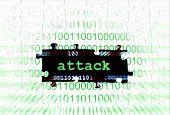 Attack-Puzzle-Konzept