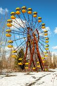 The Ferris Wheel Of Pripyat