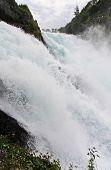 The Rhine Falls In Switzerland