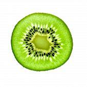 Stück kiwi