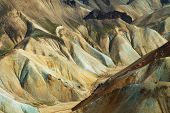 Landmannalaugar Mountains, Iceland