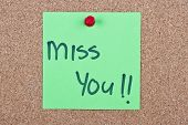 t Note With Miss You