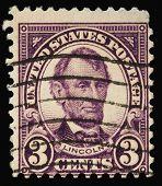 Abraham Lincoln 1923