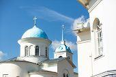 Intercession monastery of Tervenichi, Russia