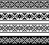 decorative borders with geometric patterns