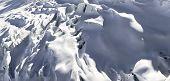 Glaciar de Saas Fee