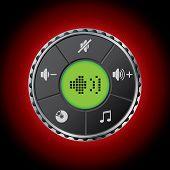 Indicador de Control de volumen con Lcd