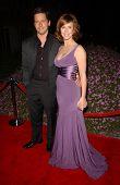 Ross McCall and Jennifer Love Hewitt  at the  Sojourn Shelter Services 30th Anniversary Gala. Loews Santa Monica Beach, Santa Monica, CA. 10-13-07