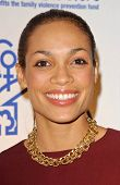 Rosario Dawson  at the  Sojourn Shelter Services 30th Anniversary Gala. Loews Santa Monica Beach, Sa
