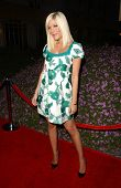 Tori Spelling  at the  Sojourn Shelter Services 30th Anniversary Gala. Loews Santa Monica Beach, San