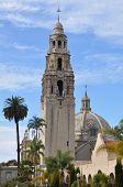 San Diego Museum of Man in Balboa Park in San Diego, California