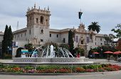 The Casa Del Prado at Balboa Park in San Diego, California