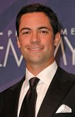 Danny Pino in the press room at the 59th Annual Primetime Emmy Awards. The Shrine Auditorium, Los Angeles, CA. 09-16-07