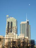 der World Tower in sydney