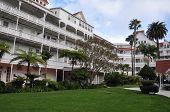 Hotel del Coronado in California