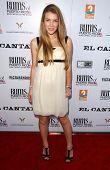 Nathalia Ramos at the Los Angeles Premiere of