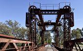 Railway Bridge Structure