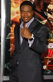 Chris Tucker at the Los Angeles Premiere of