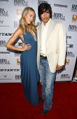 Billy Wirth and Sarah Skogland at the Los Angeles Premiere of