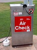 Auto Air Check Machine
