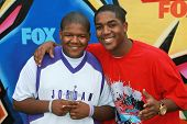 Kyle Massey and Christopher Massey at the 2007 Teen Choice Awards. Gibson Amphitheater, Universal City, CA. 08-26-07