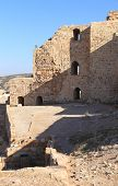 Kerak Crusader Fortress (Jordan)