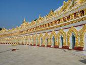 Burmese Buddhist Temple, Myanmar