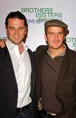 Matthew Rhys and Balthazar Getty at the Launch Party for