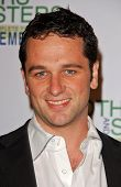 Matthew Rhys at the Launch Party for