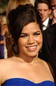 America Ferrera arriving at the 59th Annual Primetime Emmy Awards. The Shrine Auditorium, Los Angeles, CA. 09-16-07