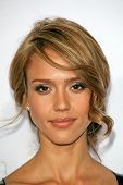 Jessica Alba at the Los Angeles Premiere of