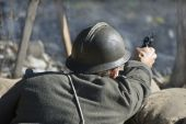 Soldier Shooting