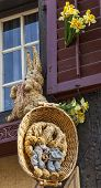 Alsatian Easter Decoration