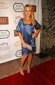 Julie Benz at Moonlight & Magnolias to benefit Lupus LA, Mary Norton, Los Angeles, CA 09-25-07