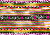Colorful  Fabric Pattern