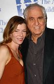 Stephanie Niznik and Garry Marshall at the