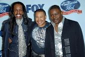 Earth, Wind and Fire at the American Idol:
