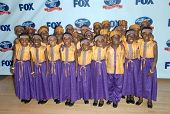 The Africans Children Choir at the American Idol: